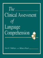 The Clinical Assessment of Language Comprehension cover